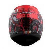 Capacete Norisk FF391 Wolf Red/Blk 2