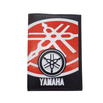 Carteira Porta Documento Yamaha