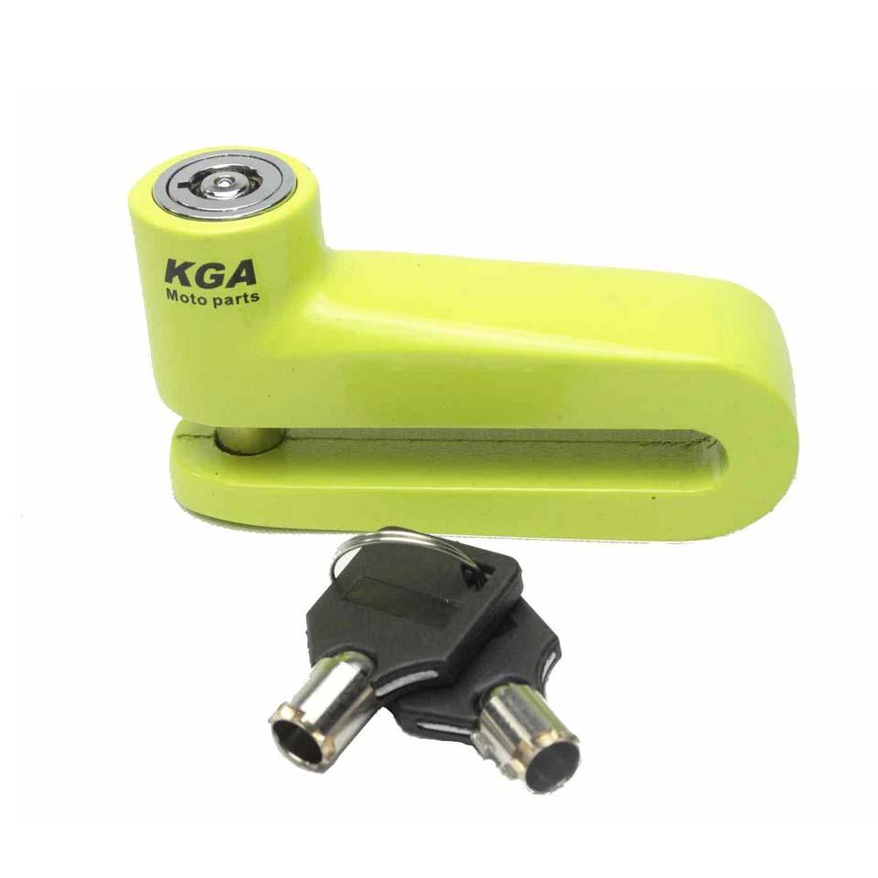Cadeado Disco Grande KGA Verde