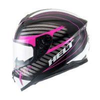 Capacete-Helt-New-Race-Charme-Pink-Black