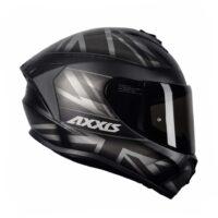 Capacete-Axxis-Draken-UK-Matt-Black-Grey-5