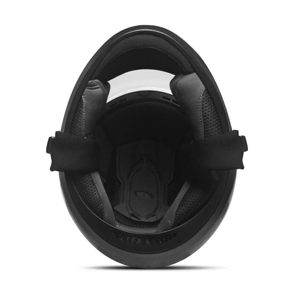 Capacete Pro Tork Evolution G8 Evo Preto Fosco