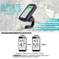 Suporte-GPS-Celular-Retrovisor-Com-Carregador-Fechado-2