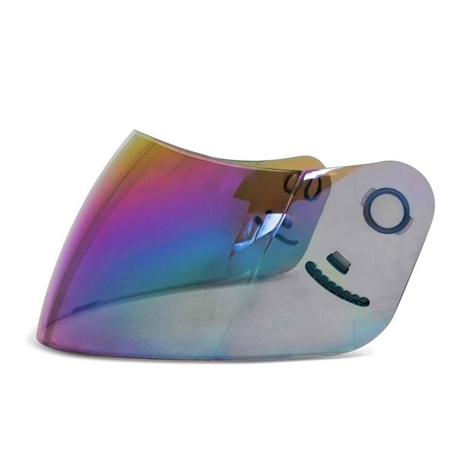 Viseira EBF EOX Spark Rainbow