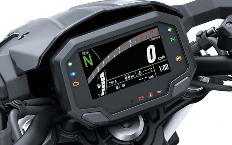 Lançamento Kawasaki Z900 2021