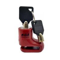 Cadeado-Disco-Pequeno-KGA-Vermelho