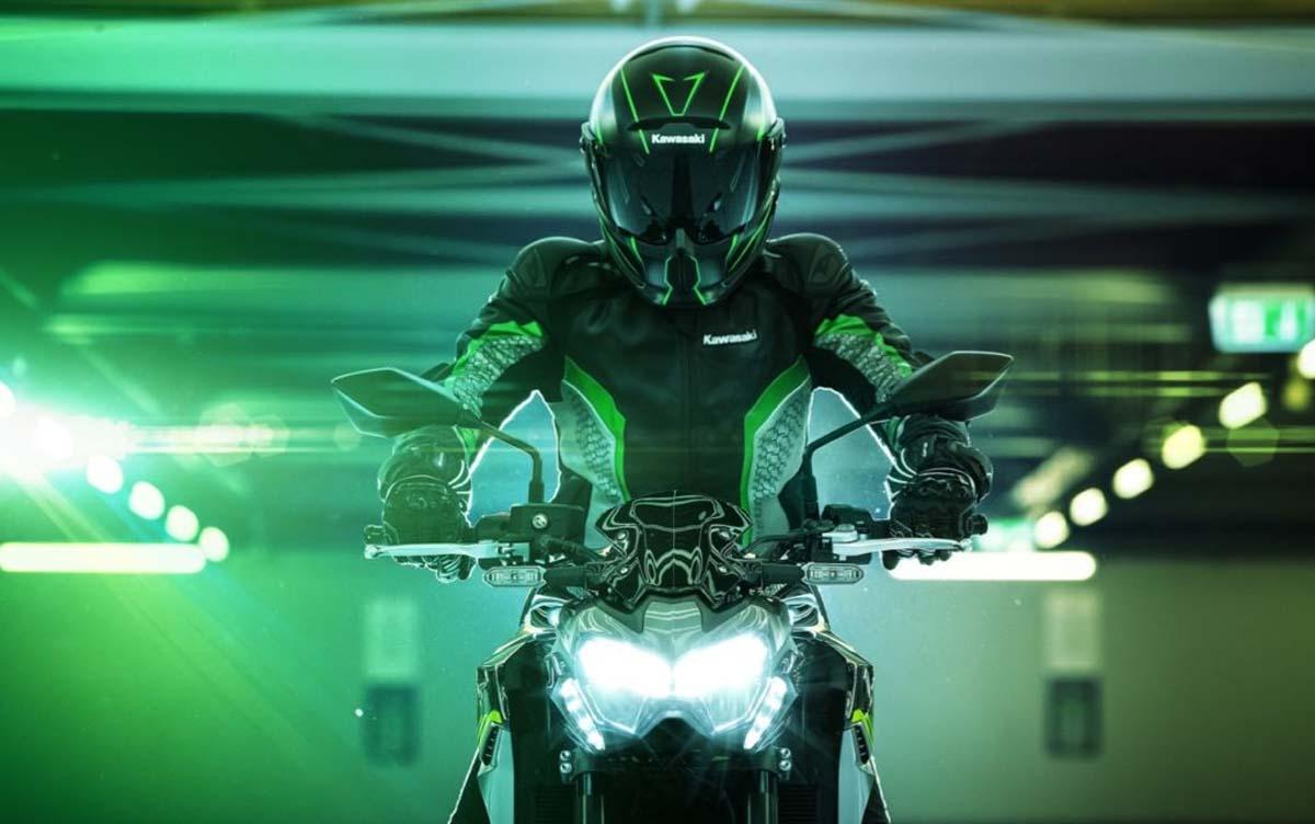 Confira agora o lançamento da Kawasaki Z900 2021
