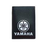 Carteira Porta Documento Yamaha Preto