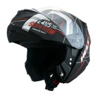 Capacete-Helt-New-Hippo-Trace-Blk-Wht-2