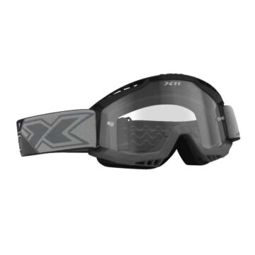 Óculos MX Ramp Preto Cinza X11