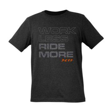 Camiseta Ride More Cinza X11