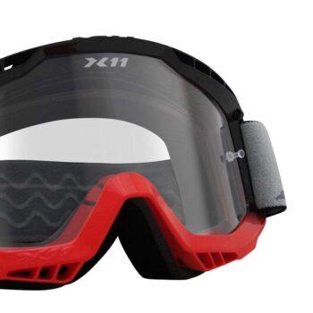 Óculos MX Ramp Vermelho X11