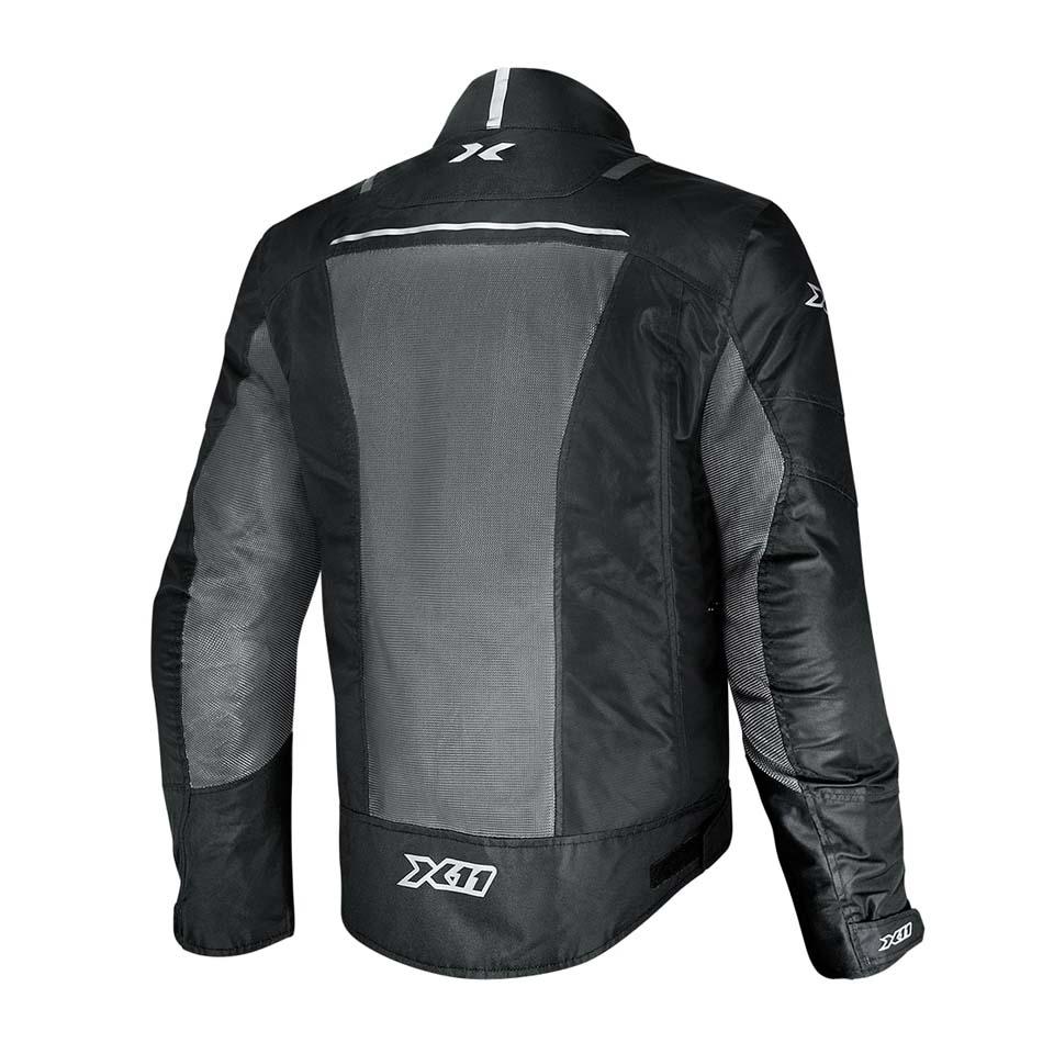 Jaqueta X11 Pro Ventilada Preta