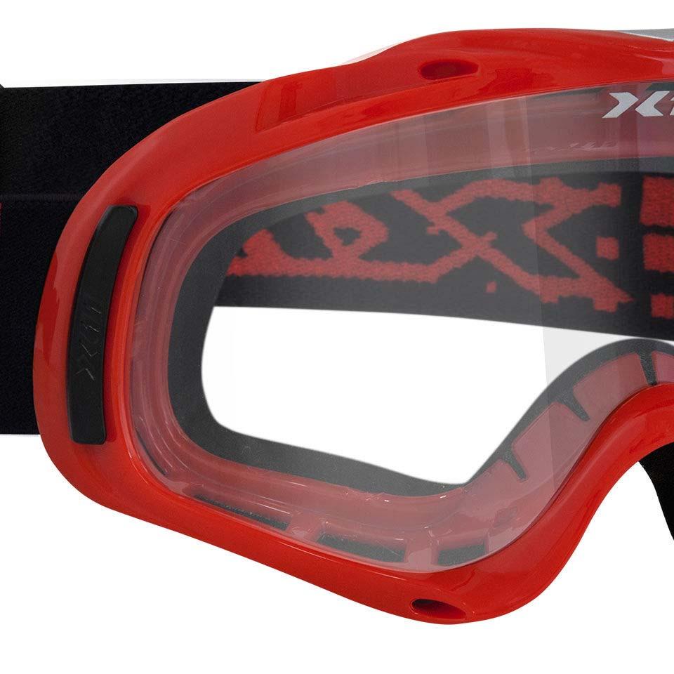 Óculos MX2 Vermelho X11