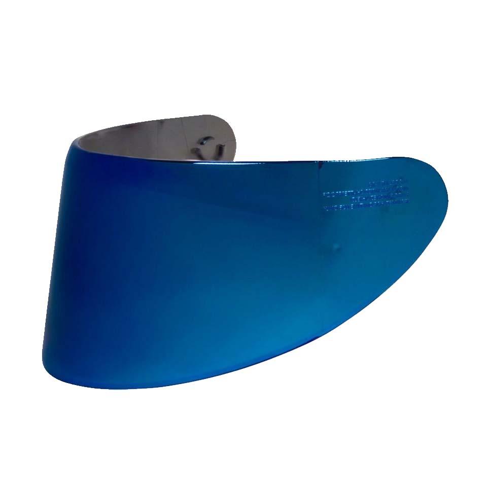 Viseira Axxis Espelhada Azul Original