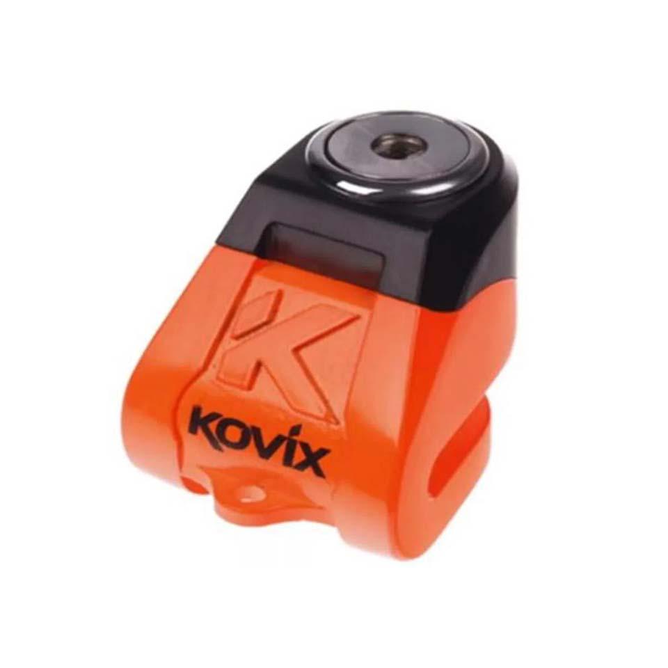 Cadeado Disco Kovix KN1 Laranja