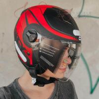 Capacete-Norisk-Orion-City-Matte-Black-Red-5