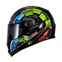 Capacete-LS2-FF358-Tech-Black