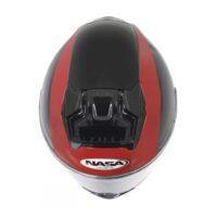 Capacete-Nasa-NS-901-Lava-Preto-Vermelho-2