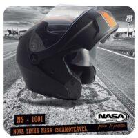 Capacete-Nasa-NS-1001-Custom-Preto-Laranja-2