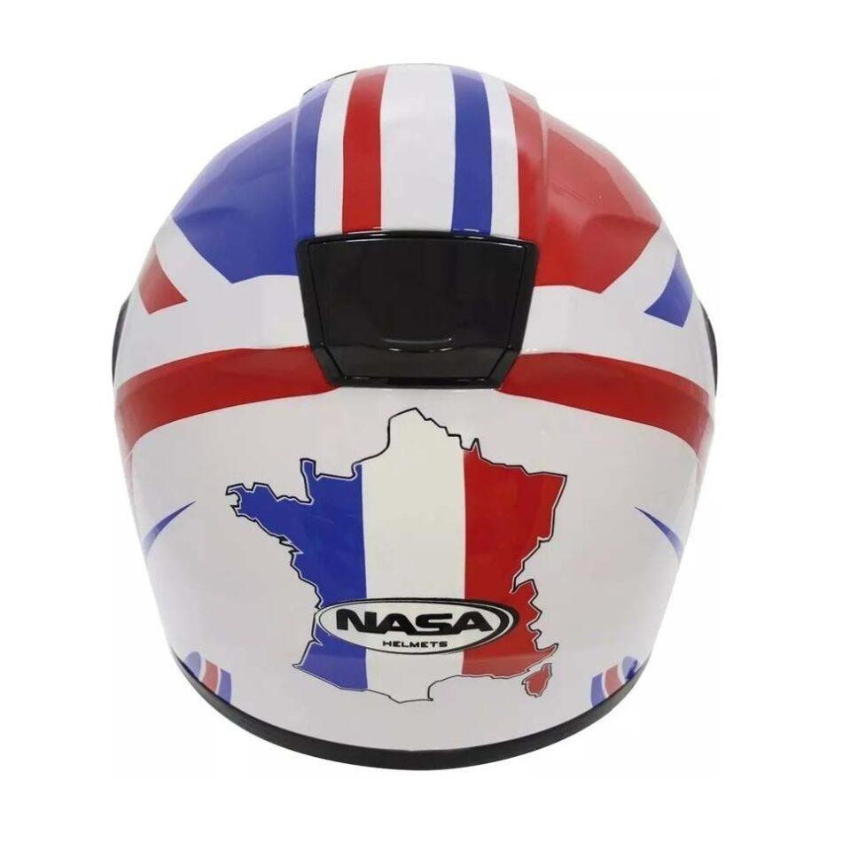 Capacete Nasa NS 901 França