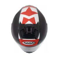 Capacete-Nasa-NS-901-Star-Preto-Vermelho-2
