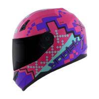 Capacete-LS2-FF320-Stream-Dimitry-Pink-Blue-White