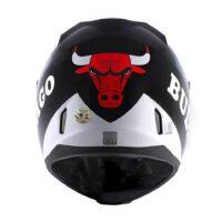 Capacete-Norisk-FF391-Chicago-Bulls-Preto-9