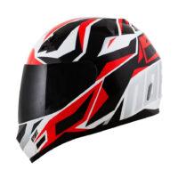 Capacete-Norisk-FF391-Cutting-Branco-Preto-Vermelho