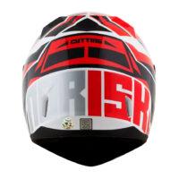 Capacete-Norisk-FF391-Cutting-Branco-Preto-Vermelho-3