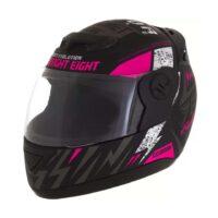 Capacete-Pro-Tork-Evolution-G6-Factory-Racing-Neon-Preto-fosco-Rosa-5