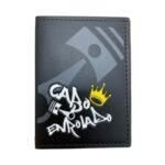 Carteira Porta Documento Motociclista Cabo Enrolado
