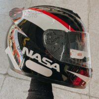 Capacete-Nasa-NS-901-Hero-Black-White-6