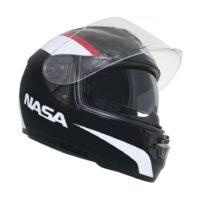 Capacete-Nasa-NS-901-Hero-Black-White-3