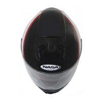 Capacete-Nasa-NS-901-Hero-Black-White-4