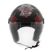 Capacete-Pro-Tork-New-Liberty-Three-Flowers-Preto-Vermelho-2