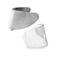 Kit-Viseira-Espelhada-Silver-e-Pinlock-Axxis-Original