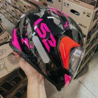 Capacete-Ls2-Ff353-Rapid-Palmnesis-Black-Pink-5