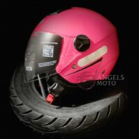 Capacete-Norisk-Orion-City-Matte-Pink-Fluor-Fosco-5