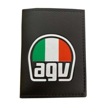 Carteira Porta Documento Motociclista AGV