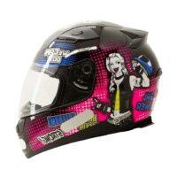 capacete-ebf-e0x-power-girl-preto-rosa