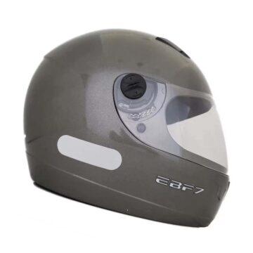 Capacete EBF 7 Solid Chumbo
