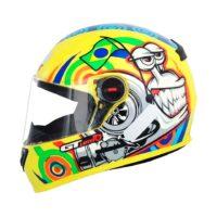 Capacete-FW3-GT-Turbo-Amarelo