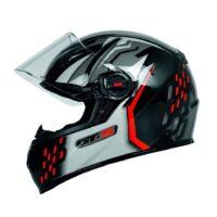 Capacete-FW3-GT5-Preto-Vermelho