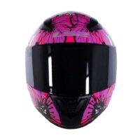 Capacete-LS2-FF353-Rapid-Poppies-White-Pink