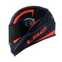 Capacete-LS2-FF358-Sigma-Matte-Black-Fluo-Orange