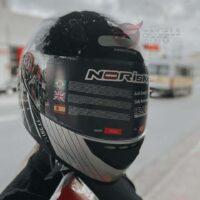 Capacete-Norisk-FF391-Knight-Black-Silver-2