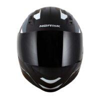 Capacete-Norisk-FF391-Stripes-Matte-Black-Gry-White-6