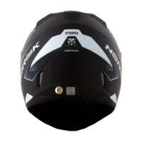 Capacete-Norisk-FF391-Stripes-Matte-Black-Gry-White-7