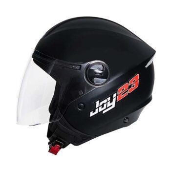 Capacete Taurus Joy23 Open Face Preto Fosco